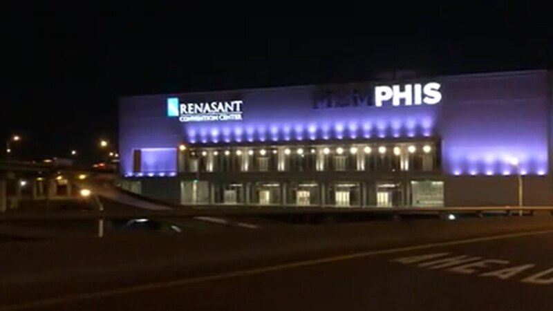 Newly renovated Renasant Convention Center in Memphis experiencing electrical issues