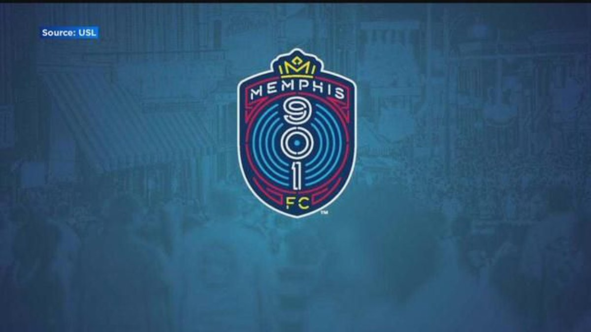 GF Default - Memphis 901 FC unveiled as city's newest pro soccer team